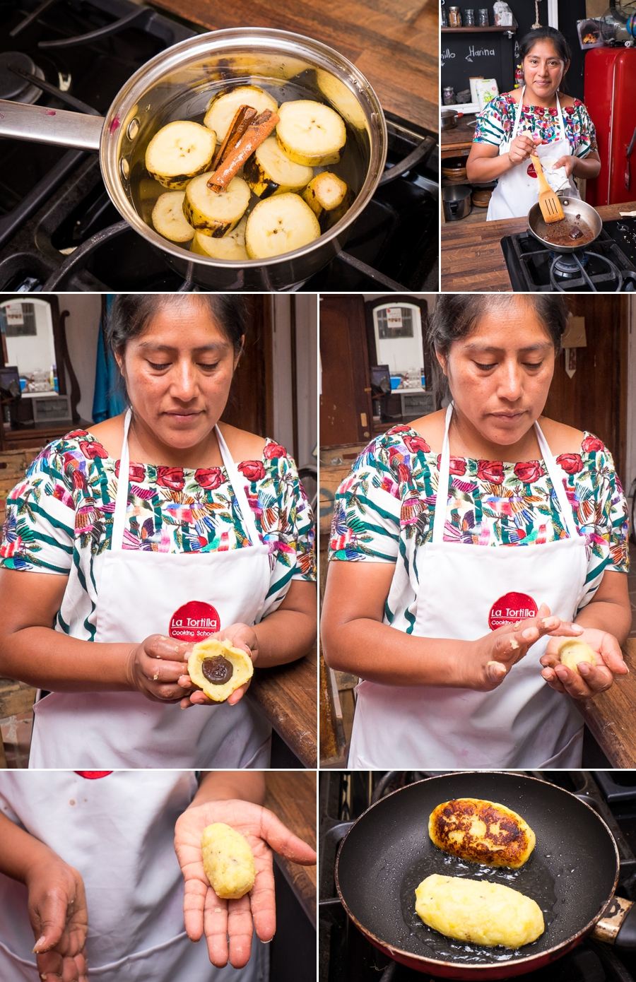 La Tortilla cooking workshop - Antigua, Guatemal