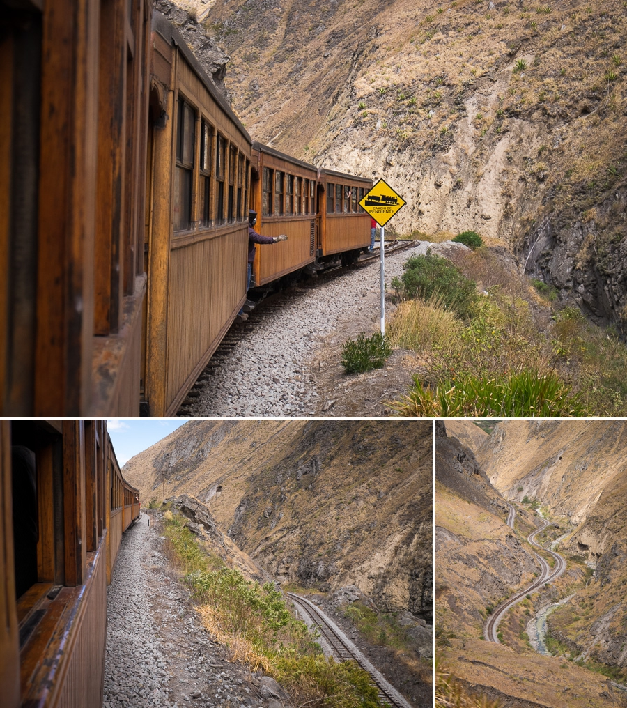 Devil's Nose Train - Ecuador
