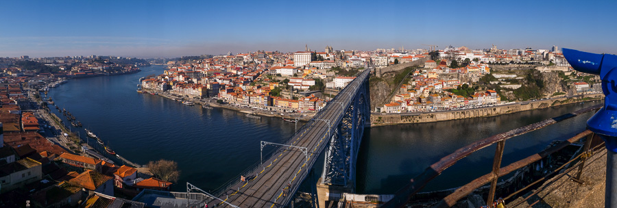 Porto - city views