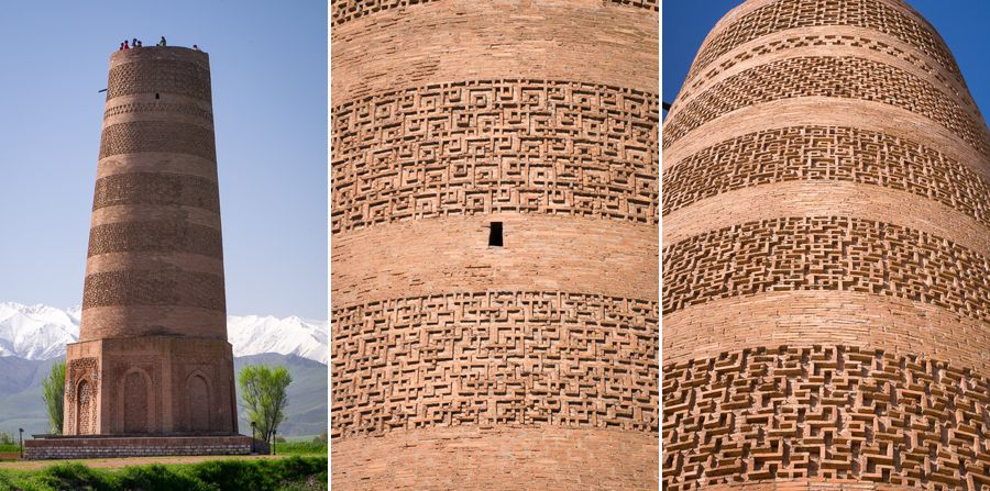 Burana Tower and Archaeological Complex - Kyrgyzstan